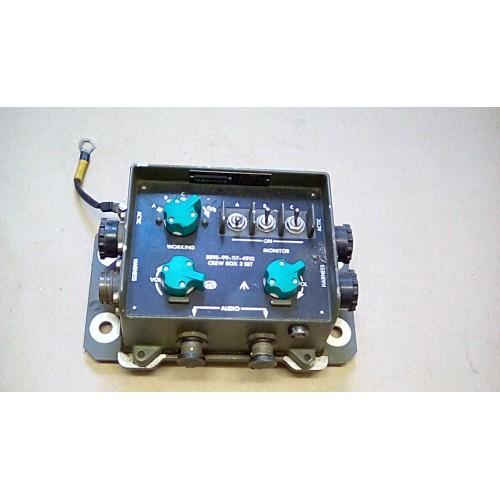 CLANSMAN CONTROL BOX CREW BOX 3 SET
